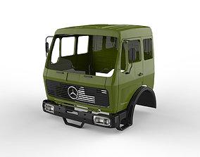 3D print model Mercedes Benz NG 1632