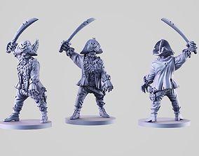 Captain Zombie 3D printable model