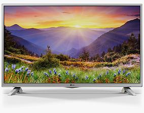 LG 32LH519U LED TV 3D model