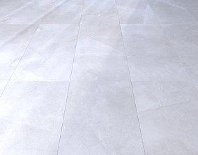 3D Marble Floor Evolution Felix White