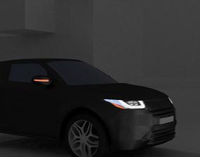 Range Rover Evoque Convertible 3D
