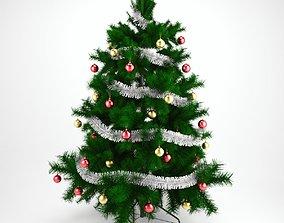 Christmas Tree 3D new winter