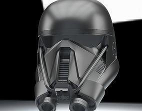 3D print model Death Trooper Helmet