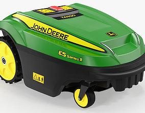 3D model John Deere Tango E5 Robotic Lawn Mower