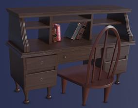 desk-high detail 3D