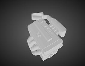 Honda Engine for Hotwheels 3D printable model