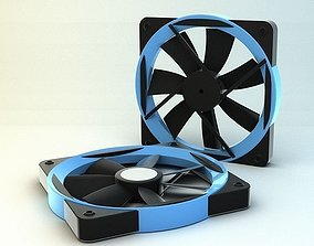 3D asset Cooler Fan PC