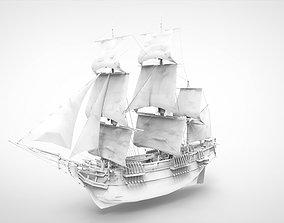 Sailing 3d model Printing