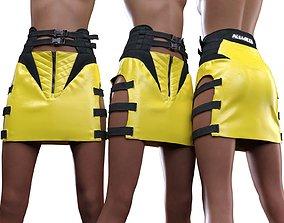 Namilia Skirt 3D