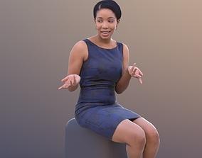 Yanelle 10381 - Talking Elegant Woman 3D model