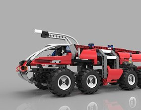 3D model Lego Technic 8454