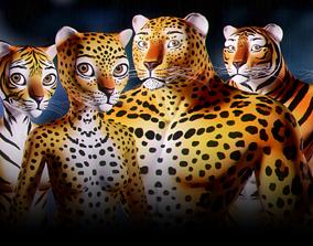 3D Fantasy Creatures Isi-Agu