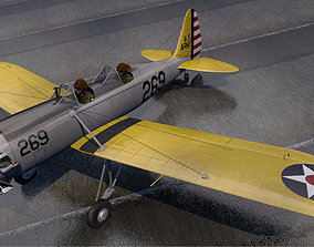 Ryan PT-22 Recruit 3D
