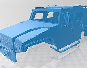 Mowag Eagle Printable Body Truck