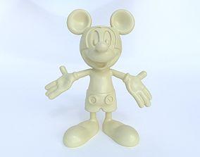 Mickey Mouse printable sculpt