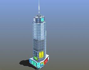 Conde Nast Building NY 3D model