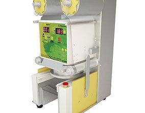 3D Heat Sealing Machine
