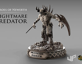 3D printable model Heroes of Newerth - Nightmare Predator