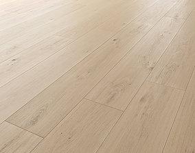 Wood Floor Oak Princeton Firestop 3D model