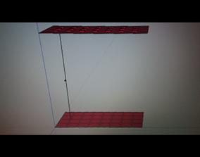 Zero G build plate 3D printable model