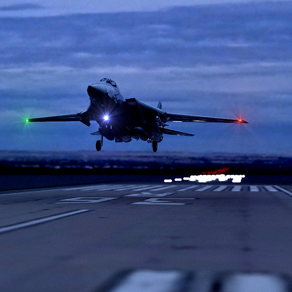 F-14 Fuel Stop