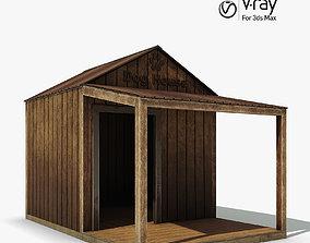 3D asset realtime Dog House