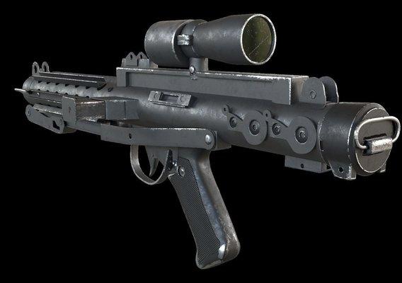 Star Wars E-11 blaster