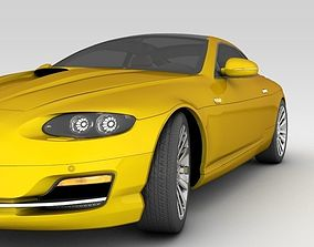 3D Concept Sport Car