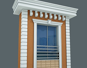 jambs window 3D model