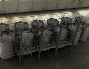 Alcohol cellar 3D model