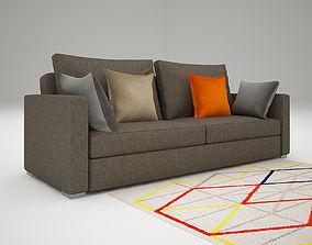 Sofa 3D printable model