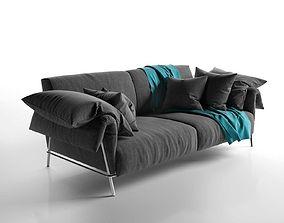 Chat 12 Sofa 3D model
