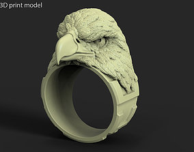 3D print model Eagle vol1 ring