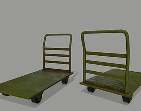 3D asset realtime Trolley