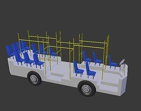 3D asset Bus in VietNam