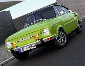 Skoda 110R 1971 3D