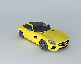 2016 Mercedes Benz AMG GT 3D