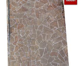 3D asset 311 Paving stones