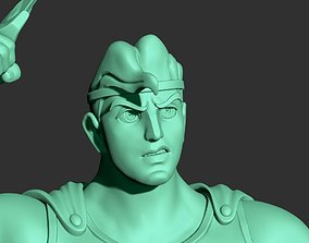Disney Hercules 1-12 scale 3D print model