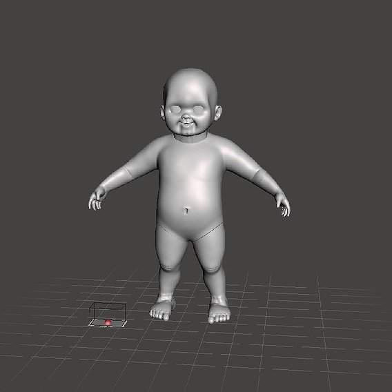 Good Guy Doll 1:1 scale UPDATED