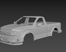 Ford F-150 2020 Regular Cab Body For Print