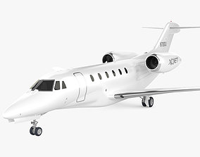 Cessna 750 Citation X 3D