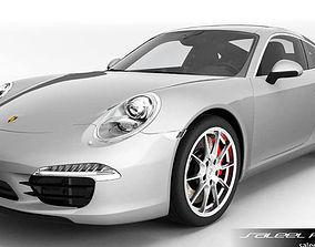 3D Porsche 911 Carrera S 2015 v2
