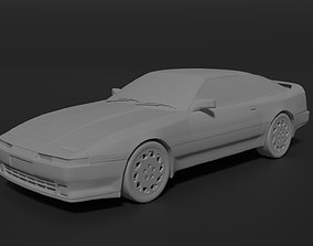Toyota Supra A70 MK3 3D print model