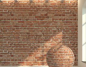 3D Brick wall Old brick 46