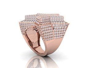 Star Ring 3D print model
