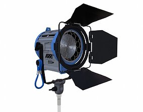 ARRI 650 3D asset game-ready