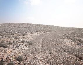 3D Desert model