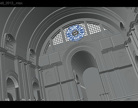 3D model Archway Citadel Palace