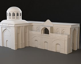 3 Level of detail Old Persian residential 3D asset
